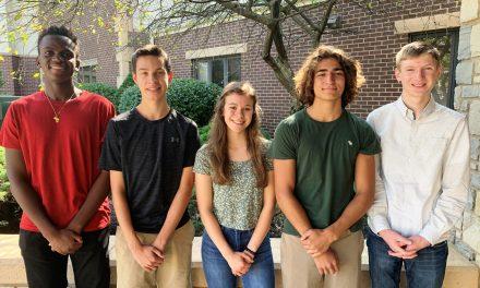 Five CHCA Seniors Named National Merit Finalists