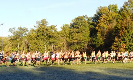 Loveland XC in Regional Championships this weekend