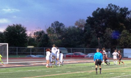 It's Tigers vs. Tigers in boys sectional soccer action tonight