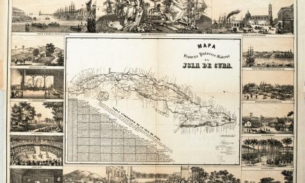 Formerly the Island of Juana. . . now Cuba