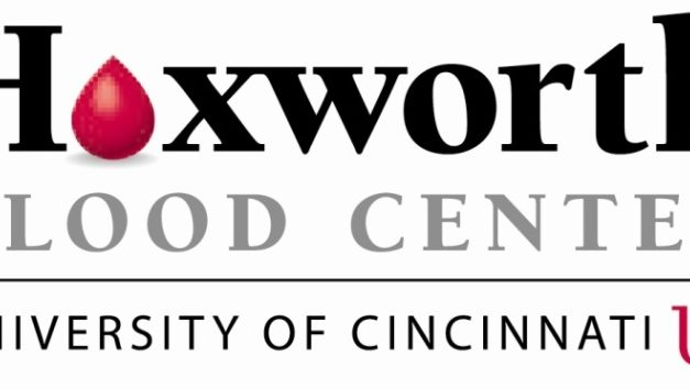 """HOXWORTH """"CINCINNATI FAVORITES"""" BLOOD DRIVE WRAPS UP TODAY AND TOMORROW AT THE BOATHOUSE"""