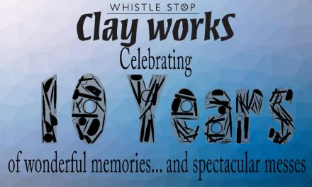 Whistle Stop Clay Works is COVID CLEAR and Ready for Fall fun