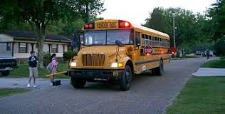 Trouble on Milford School Bus Route