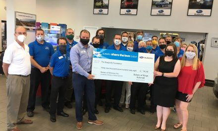 Subaru Share The Love® Event Benefits The Dragonfly Foundation For Second Year