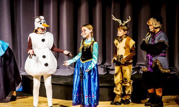 """CHCA Presents """"Frozen KIDS"""""""