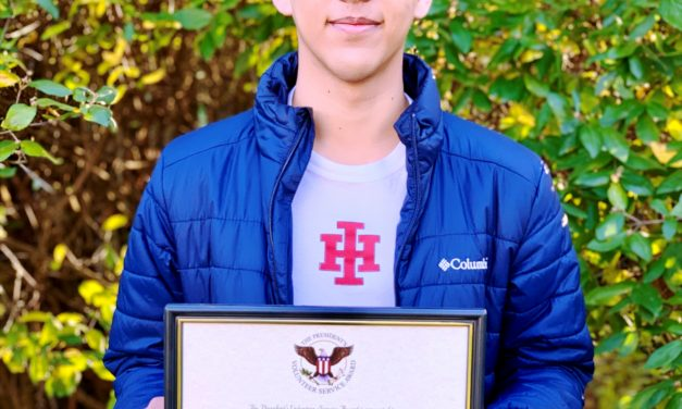 Indian Hill High School student earns national recognition for STEM volunteer service
