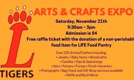 IMPORTANT NOTICE: Boosters Craft Fair Moved