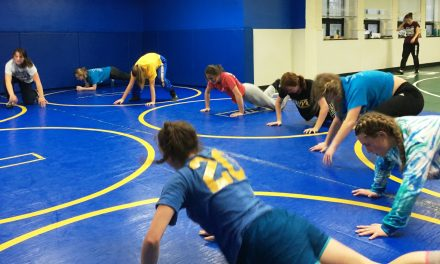 CNE girls grappling with challenges of first-year program