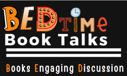 Join the March BEDtime Book Talk