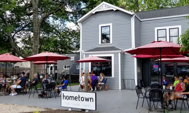 HOmetown Café finds way to Thrive During Pandemic