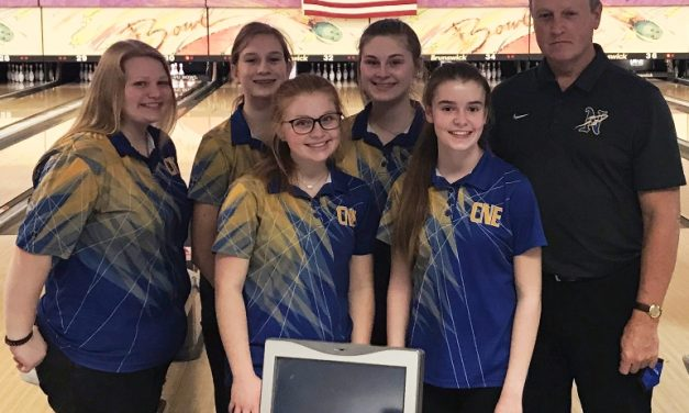 CNE BOWLERS HONOR INJURED TEAMMATE WITH THIRD CHAMPIONSHIP