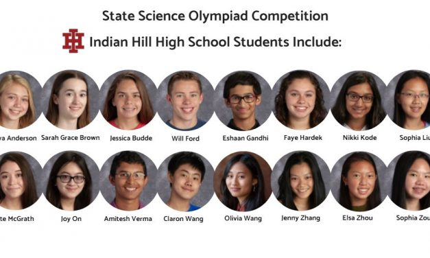 Indian Hill students prepare for State Science Olympiad Competition