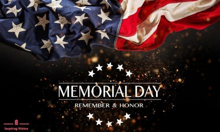 ON THIS MEMORIAL DAY, WE REMEMBER ALL WHO GAVE ALL FOR OUR FREEDOM