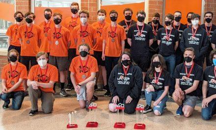 Loveland Robotics tops at State