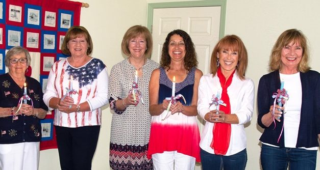 LOVELAND WOMAN'S CLUB INDUCTS NEW OFFICERS