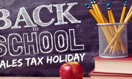 SALES TAX HOLIDAY THIS WEEKEND – DON'T FORGET