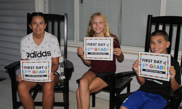 WEDNESDAY SAW THE 1ST DAY BACK TO SCHOOL FOR LOVELAND & MILFORD