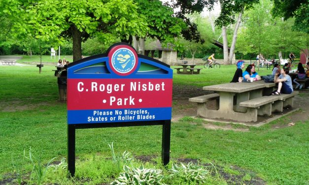 DISCUSS NISBET PARK REDESIGN AT OPEN HOUSE TONIGHT