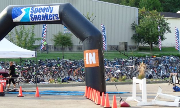 Record-breaking Frogman Race launched 9/11 events in Loveland