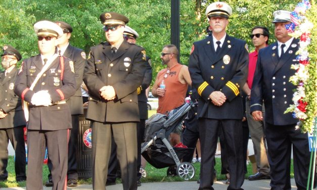 Loveland 9/11 Memorial truly honored those lost; those who served