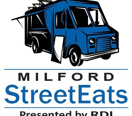 Street Eats in Milford this saturday