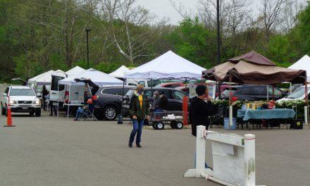 Farmer's Market is open in Loveland