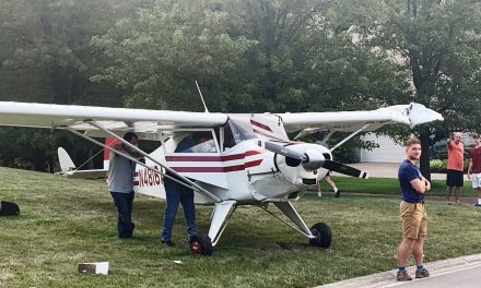 EXCLUSIVE INTERVIEW WITH PILOT WHO MADE A SAFE EMERGENCY LANDING IN MIAMI tRAILS