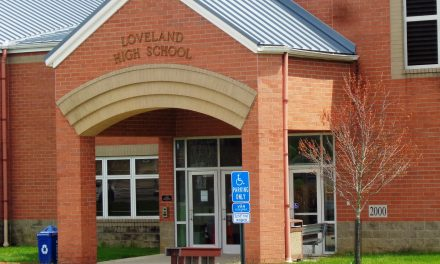 Student Positive for COVID-19 at Loveland High School