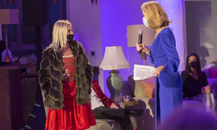 OHio Valley Voices Shared the LOVE at Unique Live Fashion Show October 1
