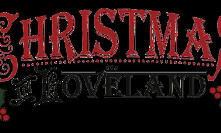 CHRISTMAS (ARRIVES) IN LOVELAND FRIDAY, DECEMBER 18
