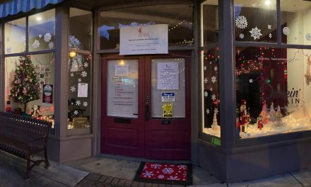 MILFORD ANNOUNCES FIRST EVER WINNER OF STOREFRONT HOLIDAY DECORATING CONTEST