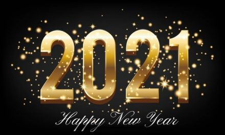 WISHES FOR A MOST BLESSED, HEALTHY AND HAPPY NEW YEAR – 2021