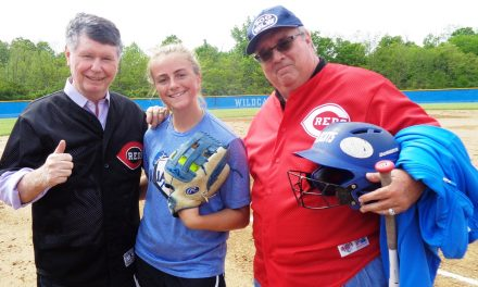 David vs Goliath: Star H.S. fast-pitch flame-thrower vs. 700 WLW's Willie Cunningham