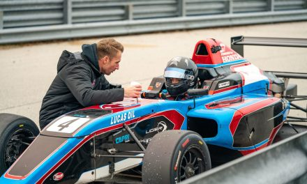 Loveland youth on track for career as Indy car driver