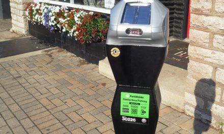 CITY INVITES PUBLIC FEEDBACK ON PARKING METER PILOT