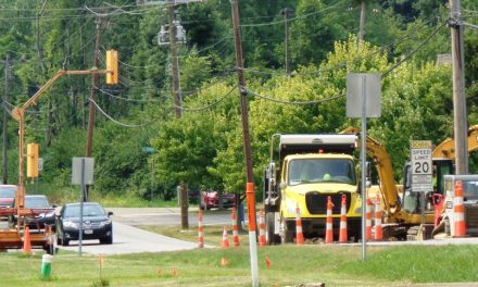 10 more days of delays on frustrating sewer project